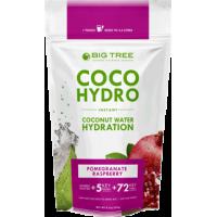 CocoHydro Pomegranate & Raspberry- kokosová voda (275g)