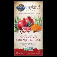 Garden of Life - mykind Organics Plant Collagen Builder - 60 Vegan Tablets