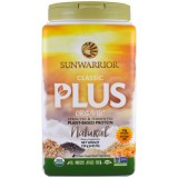Sunwarrior Classic Plus Natural - RAW Protein (1 Kg)