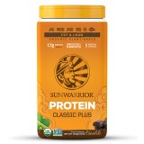 Sunwarrior Classic Plus Chocolate - RAW Protein (750 g)