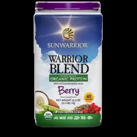 Sunwarrior Blend Berry - RAW Protein (1 Kg)