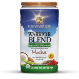 Sunwarrior Blend Mocha - RAW Protein (1 Kg)
