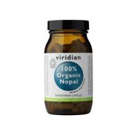 viridian 100% Organic Nopal (90 kapsiel)